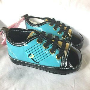Rocawear Baby Shoes 3-6 Months Size 2 Blue